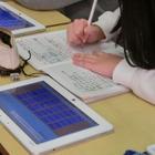 富士通「明日の学びプロジェクト」川崎小学校でタブレット活用授業を公開 画像