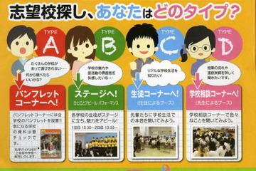 京都私立中高35校が集結、在校生の話も聞ける「私学フェアKYOTO」 画像