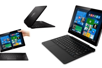 Windows10 タブレット型ノートPC geanee WDP121-2G32G-CT-KB