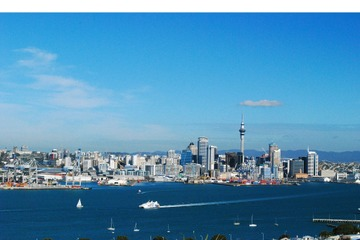 オークランド(Auckland) (c) Tourism New Zealand
