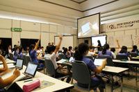 【NEE2015】筑波大附属小、タブレットやデジタルペン等ICTを効果的に活用 画像