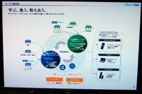【EDIX】スキマ時間に効果的学習…NTTLS「マナビノ」 画像