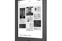 Kobo、くっきり鮮明な6型電子書籍リーダー発売 画像