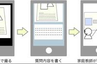 京大生中心の家庭教師にスマホで無料質問「PASTA」…小中高生対象