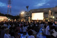 【夏休み】小学校の校庭で野外上映会、KAWASAKI しんゆり映画祭8/22
