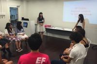 留学経験学生による無料英会話レッスン、毎週火曜日開始 画像