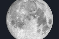 2夜連続のお月見チャンス…「中秋の名月」9/27、「スーパームーン」9/28 画像