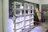 屋内で簡単に…「箱庭栽培プロ」学校向けに拡販 画像