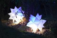 【シルバーウィーク2015】金工大「サイガワあかりテラス」で星あかりを演出