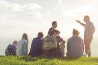 スポーツ×英語のプログラムも紹介、ニュージーランド留学フェア