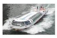 初詣は水上バスで…東京水辺ラインお正月クルーズイベント