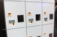 ロッカーも指紋認証式に…立命館大、導入後は盗難被害なし