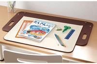 「どこでも自習室」、セシールがリビング学習アイテムを発売 画像