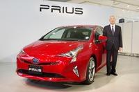 新型プリウス発売…全グレード「エコカー減税」対象