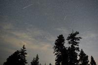 <フォトレポ>見えるかな?ふたご座流星群…気になる方角・チャンス大の北海道 画像