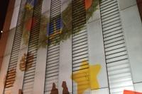 はじいたり飛ばしたり…西新宿に参加型アート登場、「光のクリスマス」12/25まで 画像