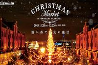 ドイツ・クリスマスマーケットを都内近郊で楽しむ…いよいよ12/25まで