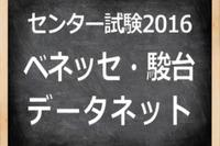【センター試験2016】(1日目)ベネッセ・駿台、地理歴史・公民の問題講評スタート 画像