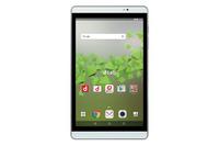 NTTドコモ、LTE対応の8型タブレット1/20発売 画像
