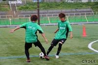 東京Vサポート「中央アートアカデミー高等部」サッカーコースでOC