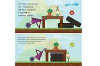 ユニセフがジカ熱の感染拡大に備え緊急募金活動を実施 画像