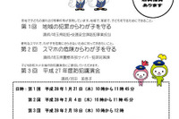 テーマは「子どもの安全力と地域防犯力」…和光市の講演会