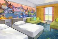 家族で冒険気分、ディズニー新ホテル第2棟テーマは「ディスカバー」 画像