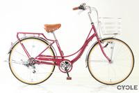 あさひ×サンリオ「キティとマイメロディ」、通学用コラボ自転車