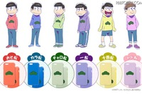 あなたはどの推し松?「おそ松さん」コラボiPhoneケース 画像