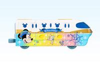 ディズニーシー15周年記念、限定リゾートライン「トミカ」4/11発売