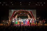 堂々演技で成果お披露目…ミュージカル教育「スプリングスクール」12人の挑戦