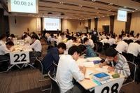 「数学甲子園2016」4/19から中・高・高専生の出場チームを募集