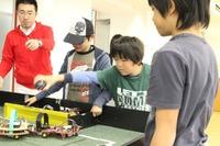 【GW2016】ロボット製作やプログラミングを気軽に体験…WAO!LAB