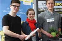 ドイツ初の学生プロジェクト「V3PO」、研究対象の挿し木が宇宙へ