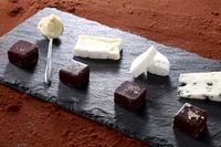 ジャン=ポール・エヴァン、ショコラとチーズの「アペリティフ」