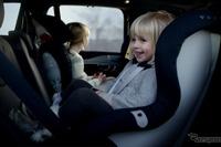 ボルボ、新世代チャイルドシート3機種発表