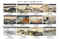 新パスポートデザインは「冨嶽三十六景」に決定…24作品が各ページに