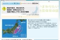 地震に備える…Yahoo!が「防災の日」に合わせ特集サイト 画像