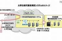 富士通、河合塾の大学合否判定システムをクラウドで刷新 画像