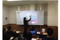 俊英館Flex、iPadを使った中学生向け理社講座