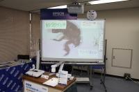 【電子黒板】エプソン…PC不要で手軽な電子黒板 画像