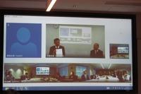 マイクロソフトと大阪府教育委員会、遠隔授業で入院中の生徒などをサポート 画像