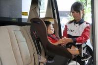 チャイルドシート使用率が6割超え…JAFと警察庁が調査 画像