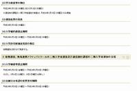 千葉県教委、県立高校と県立千葉中学の選抜方法・日程を発表 画像
