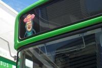西鉄がこびとづかんバスを運行、小学生以下運賃無料企画も同時に実施 画像