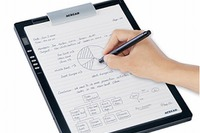 ゼブラ、手書き文字や図をデジタル化できる「DigiMemo A402」発売 画像