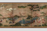 日本家屋における屏風の役割、東京国立博物館が小中学生親子に紹介 画像