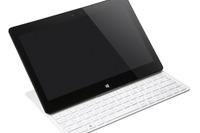 LG、キーボード付属の11.6in・Win 8.1タブ「Tab-Book2」をCESで披露 画像