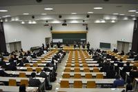 【センター試験2014】試験会場の様子、1日目の解答速報案内 画像