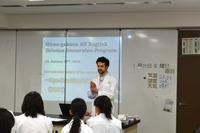 広尾学園が中学生を対象に英語の科学実験講座を展開、講師は東大研究者 画像